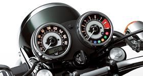 2016 W800 SE Traditional Instrumentation