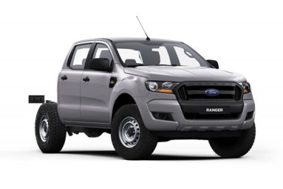Ford Ranger 4x4 XL Double Cab Chassis 2.2L PX MkII