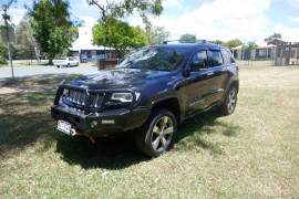 2015 Jeep Grand Cherokee WK Overland Wagon