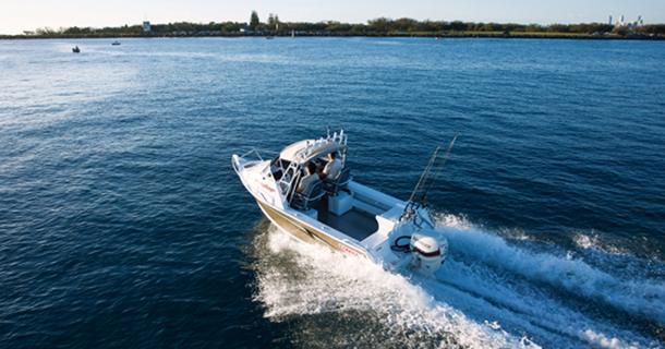 New Stacer 589 Ocean Ranger