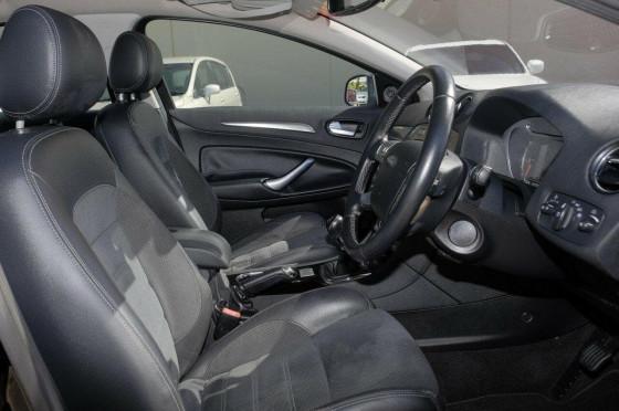 2007 Ford Mondeo MA XR5 Turbo Hatchback