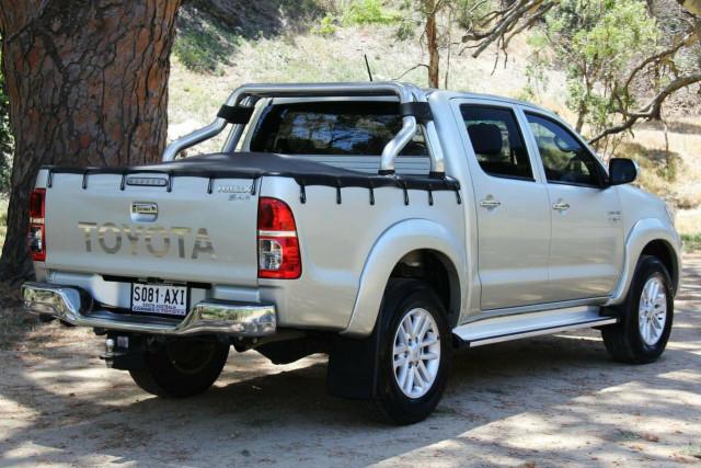 2013 MY12 Toyota Hilux KUN26R MY12 SR5 Double Cab Utility