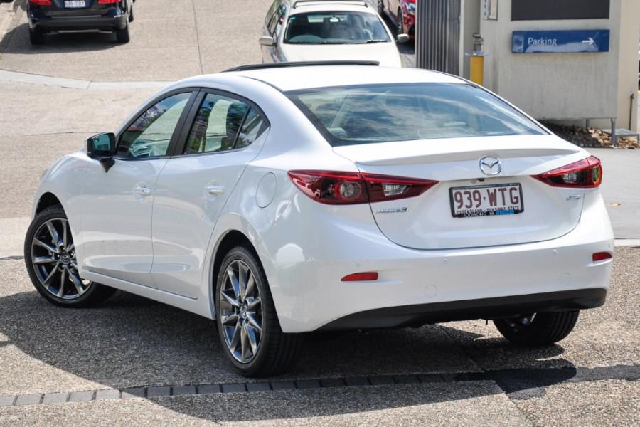 2016 My17 Mazda 3 Bn Series Sp25 Astina Sedan Sedan For