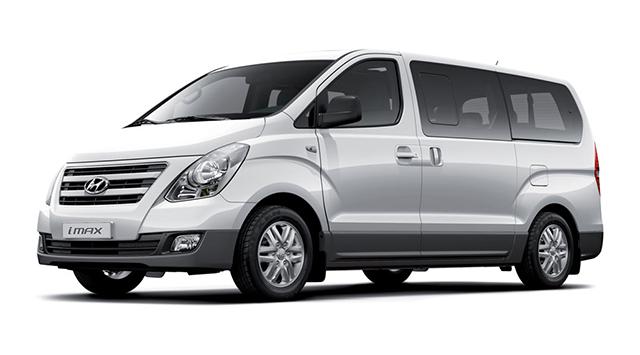2018 Hyundai iMax TQ3-W Series II Shuttle Van