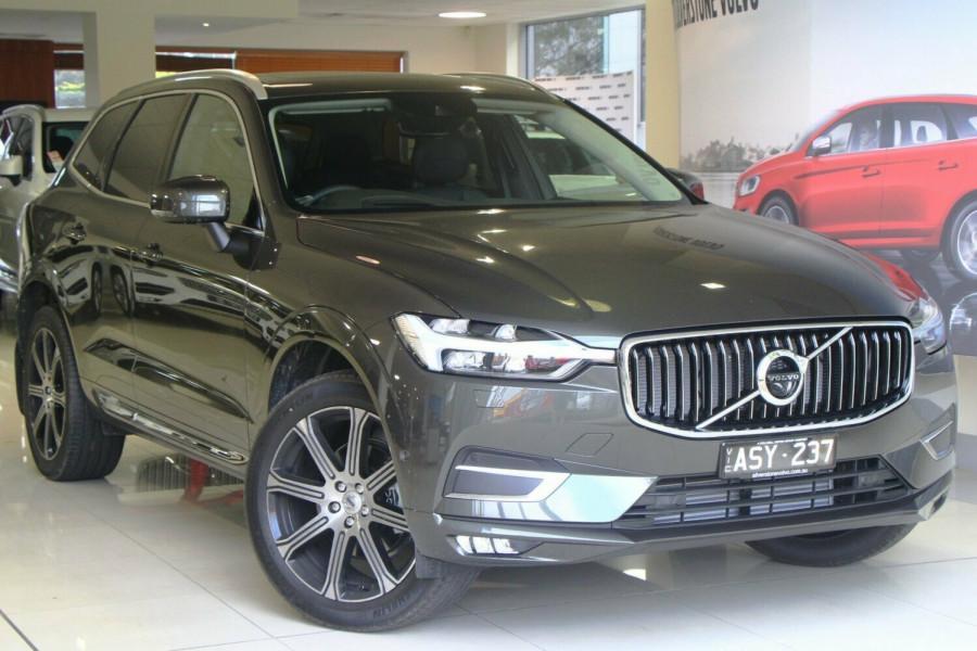 2018 Volvo XC60 UZ T5 Inscription Wagon