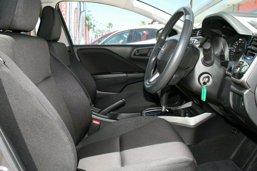 2017 Honda City GM VTi Sedan