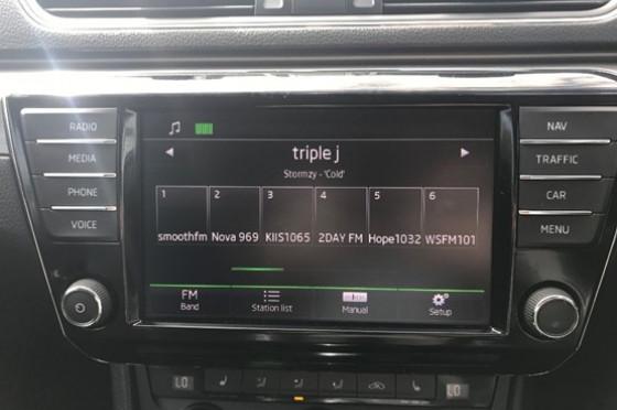 2016 MY Skoda Superb NP  206TSI Wagon