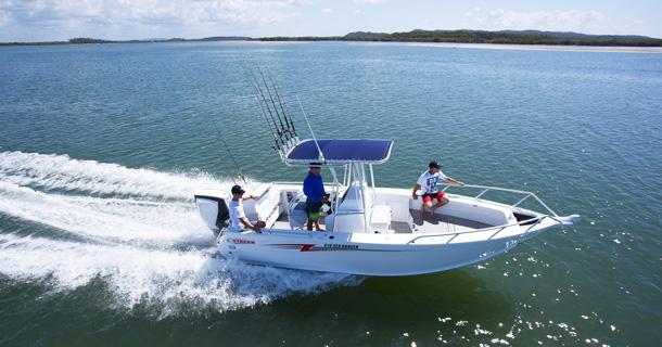 New Stacer 619 Sea Ranger