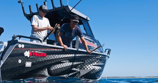679 Ocean Ranger HT Features