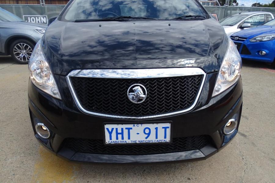 2011 MY12 Holden Barina Spark MJ  CD Hatchback