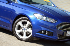 2017 Ford Mondeo MD 2017.00MY TREND Hatchback