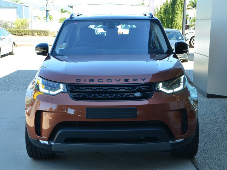 2017 Land Rover Discovery TD6 FE Wagon