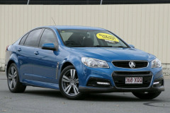 Holden Commodore SV6 VF MY14