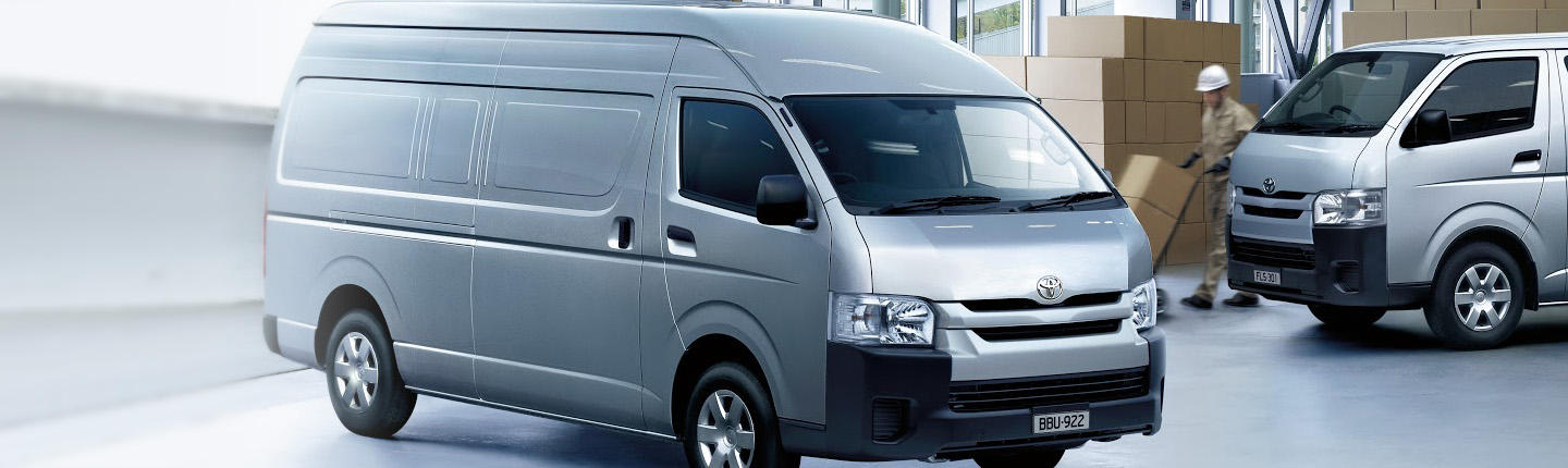 163e876609 New Toyota HiAce for sale - Southside Toyota