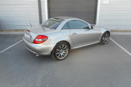 2008 MY09 Mercedes-Benz Slk350 R171  Convertible