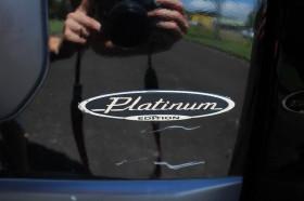 2012 Mitsubishi Pajero NW  Platinum Wagon