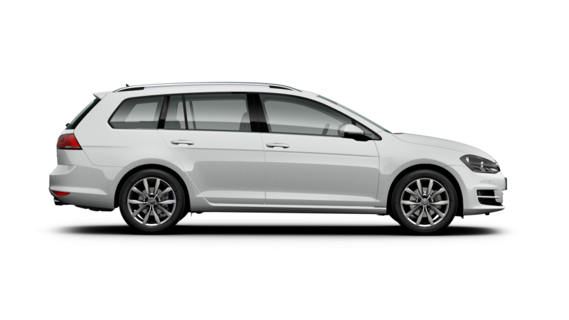 Golf Wagon 110TDI Highline 6 Speed DSG