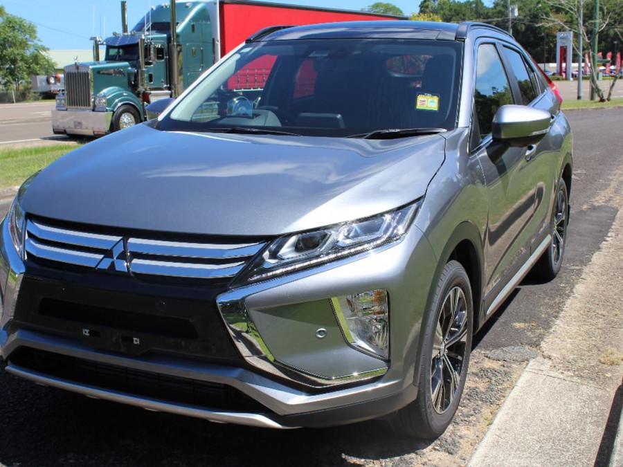 2017 MY18 Mitsubishi Eclipse Cross YA Exceed 2WD Wagon