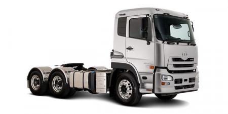 New Quon GW 420 Series