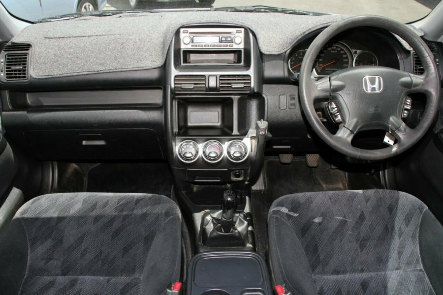 2006 Honda CR-V RD MY2006 4WD Wagon