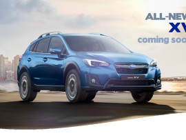 All-new XV arriving soon at Hunter Subaru