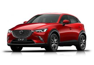 Mazda CX-3 sTouring DK2W7A