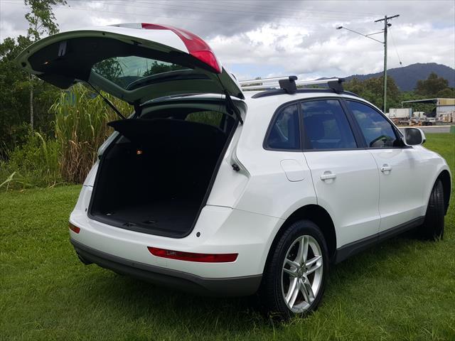 2013 Audi Q5 8R  TDI Wagon