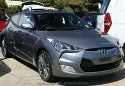 Hyundai Veloster Coupe FS5 Series II