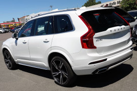 2017 MY18 Volvo XC90 L Series T6 R-Design Sedan