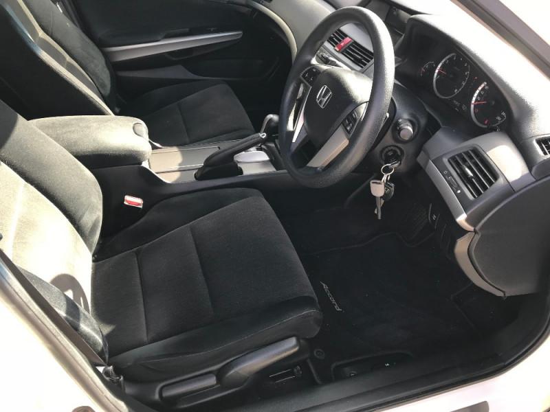2008 Honda Accord 8th Gen VTI Sedan