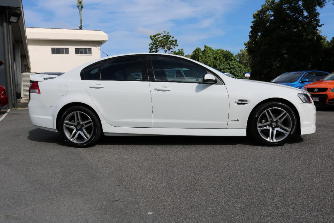 2011 Holden Commodore Sv6 For Sale In Cairns Trinity