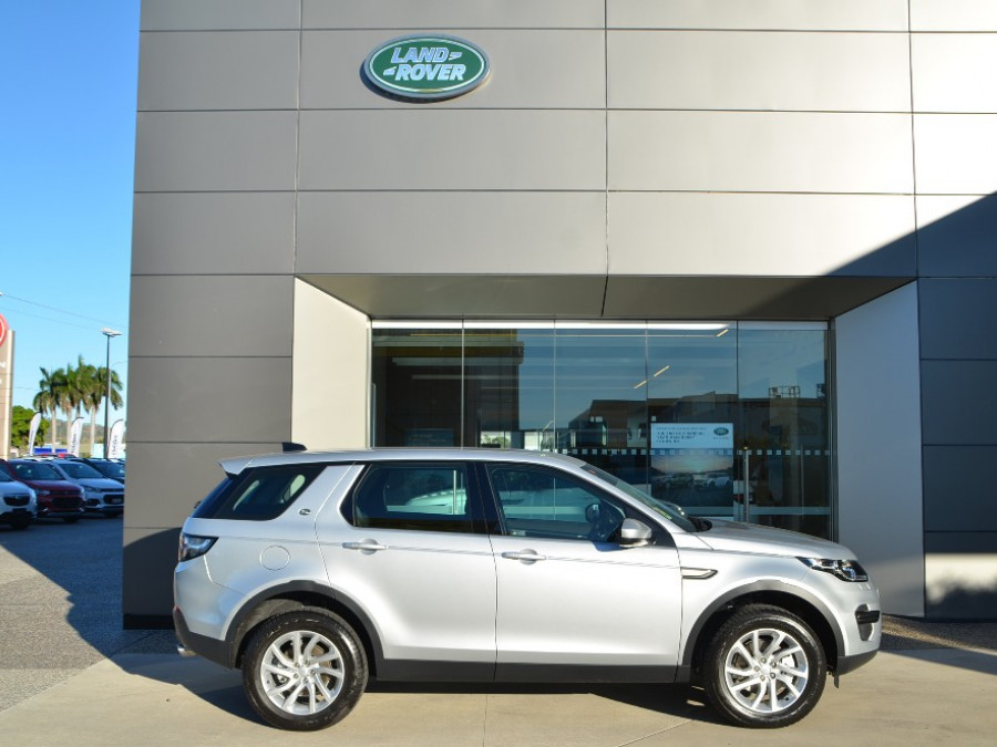 2017 Land Rover Discovery Sport TD4 SE Wagon