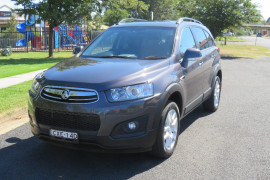 2014 MY15 Holden Captiva CG  7 Active Wagon