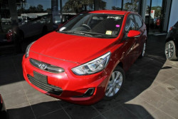 2017 Hyundai Accent RB5 Sport Hatchback