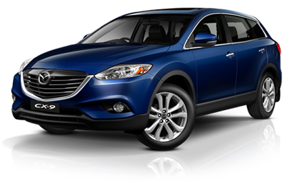 CX-9 Luxury AWD