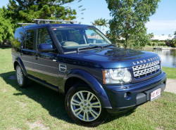 Land Rover Discovery 4 HSE Series 4  SDV6
