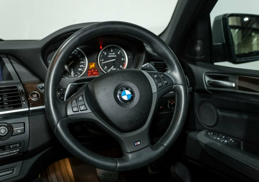 2013 MY12 BMW X6 E71 LCI MY1112 M50d Coupe Steptronic Wagon