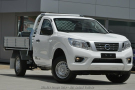 Nissan Navara DX 4X2 Single Cab Chassis D23