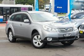 Subaru Outback 2.5i Lineartronic AWD B5A MY11