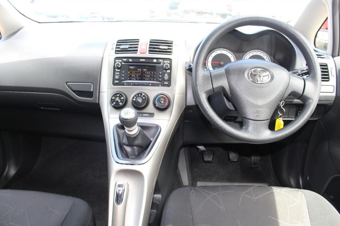 2009 Toyota Corolla ZRE152R EDGE Hatchback