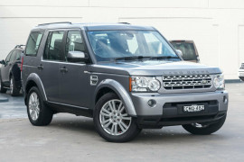 Land Rover Discovery 4 TDV6 Series 4 L319 MY13