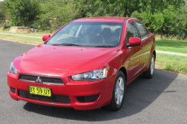 2013 MY14 Mitsubishi Lancer CJ  ES Sedan
