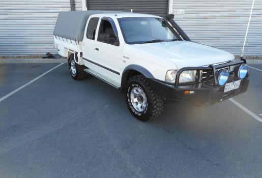 2004 Ford Pg Super C Utility