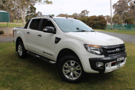 Ford Ranger Wildtrak 4x4 Double Pick-Up 3.2 Diesel PX
