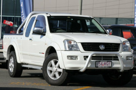 Holden Rodeo LX Space Cab RA MY05