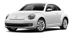 New Volkswagen The Beetle