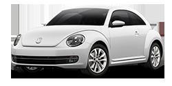 New Volkswagen The Beetle