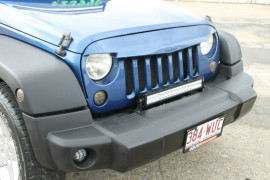 2010 MY Jeep Wrangler JK MY2010 UNLIMITED SPORT Softtop