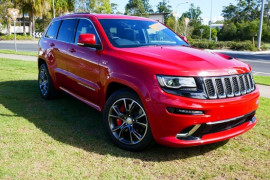 Jeep Grand Cherokee SRT SRT8 WK