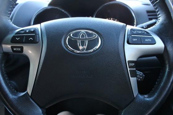 2011 MY Toyota Kluger GSU40R  KX-S Wagon